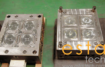 CD Box Used Moulds