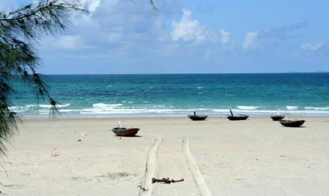 bờ biểnVàn Chảy chinh phục mọi người bởi nhiều cảnh đẹp
