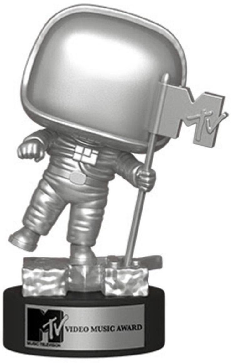 Pop #49459 Astronaute - Chromé annulée