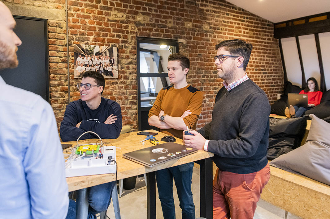 Proxcyclick team members development