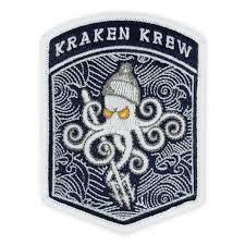 SPD Kraken Krew Flash Phalanx GID LTD ED士气补丁|  PDW |  普罗米修斯设计巨匠