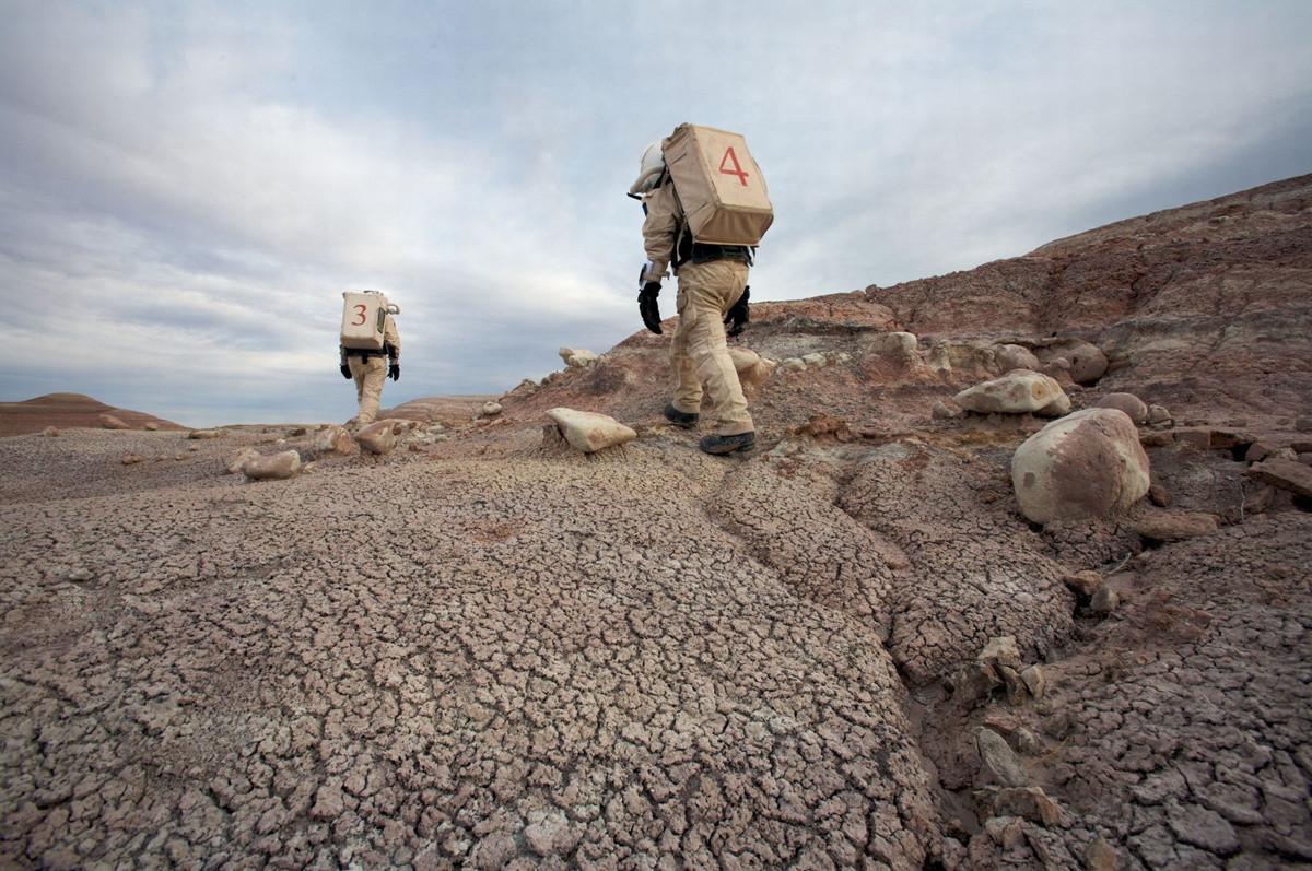 Sứ mệnh nằm trong chuỗi nghiên cứu để đưa con người lên sao Hỏa trong tương lai.