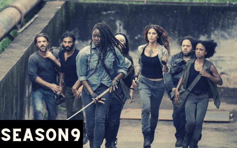 Index of The Walking Dead Season 9