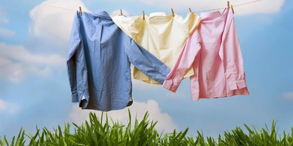 Phơi đồ thế nào cho nhanh khô quần áo