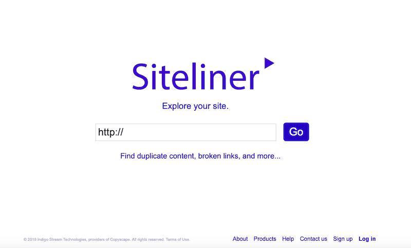 Best SEO Tools Siteliner