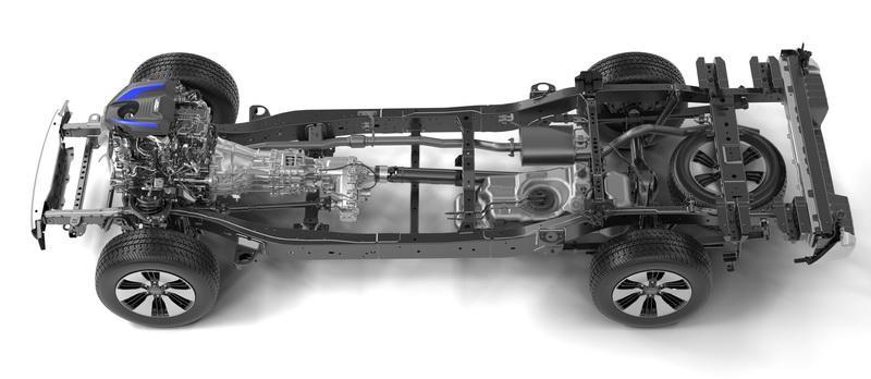 จุดเด่นของรถยนต์ : Isuzu D-Max V Cross