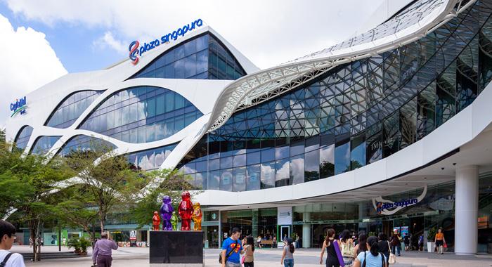 Khám phá trung tâm thương mại Orchard Road Singapore