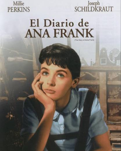 El diario de Ana Frank (1959, George Stevens)