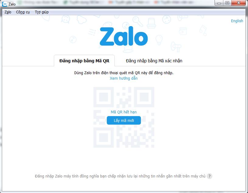Hướng dẫn cách đăng nhập zalo web trên điện thoại