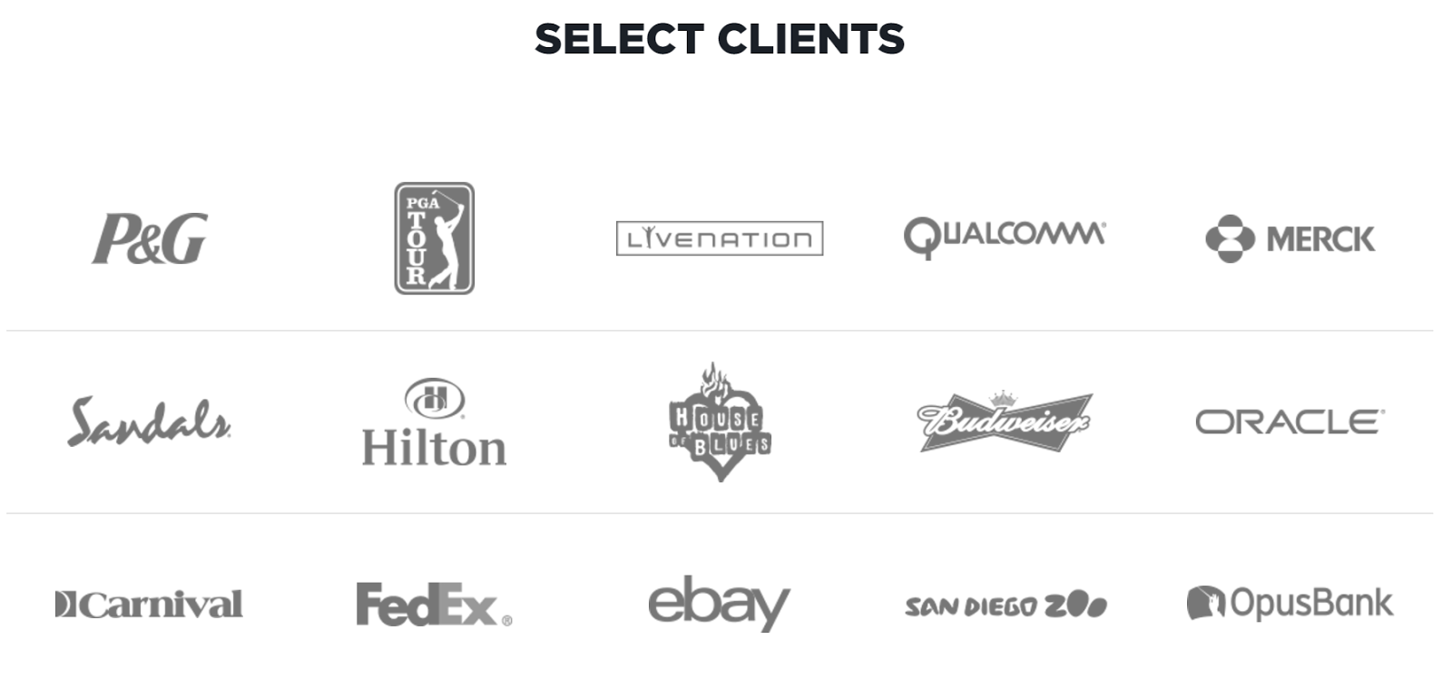 Mindgruve Trusted Brands Example