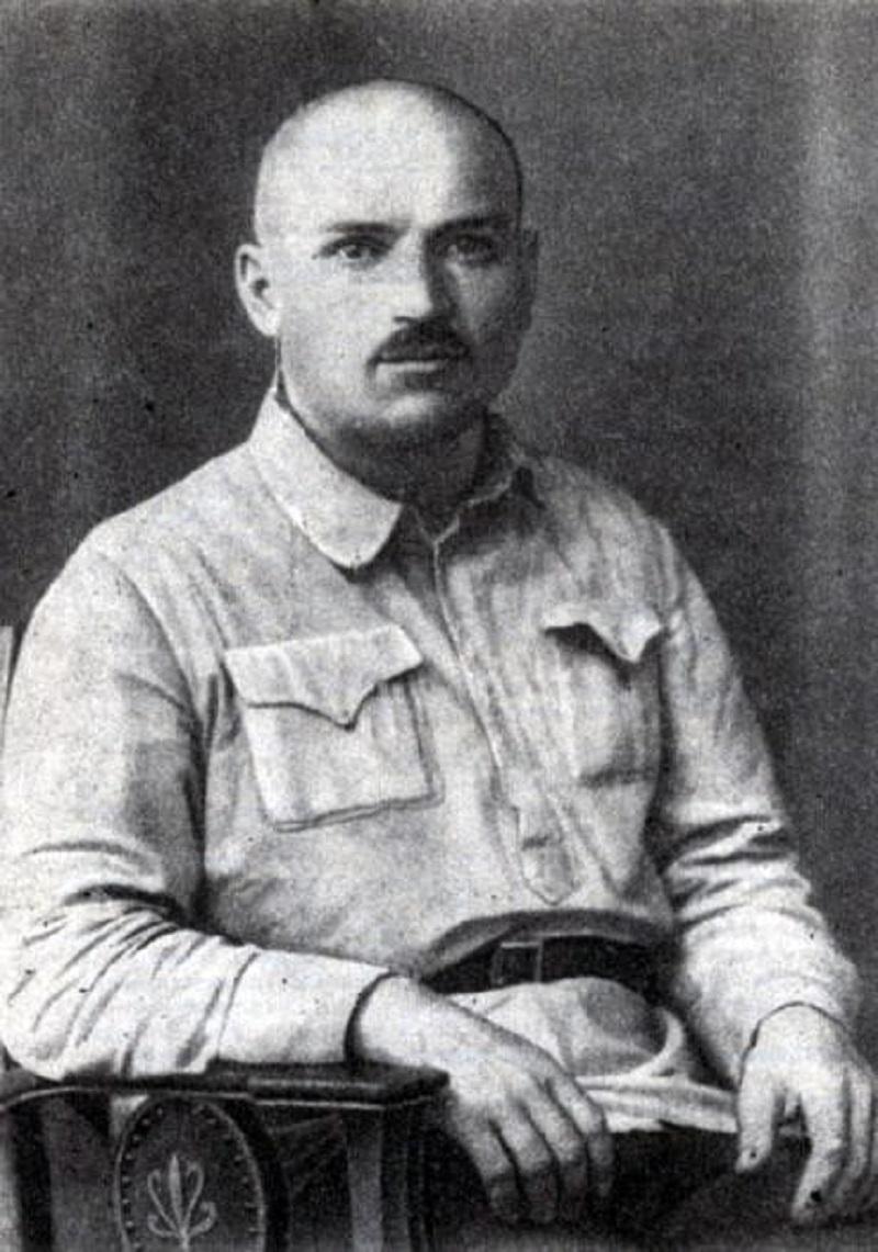 Товариш Артьом (Федір Сєргєєв) — «кризовий менеджер» липня 1917-го