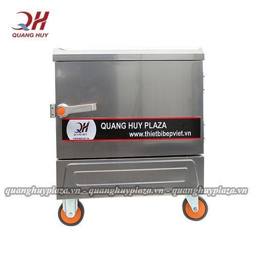 Tủ nấu cơm công nghiệp 4 khay gas