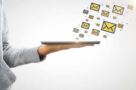 publicité email image