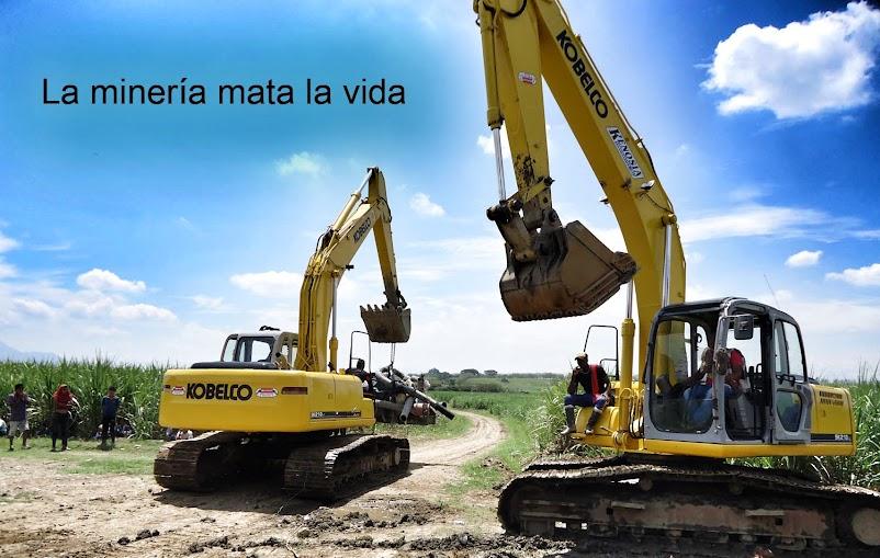 La minería mata la vida: Declaración de OCMAL en el Día Mundial Contra la Mega minería