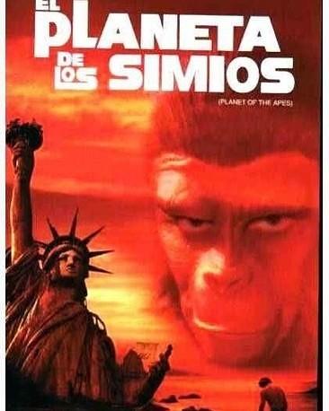 El planeta de los simios (1968, Franklin J. Schaffner)