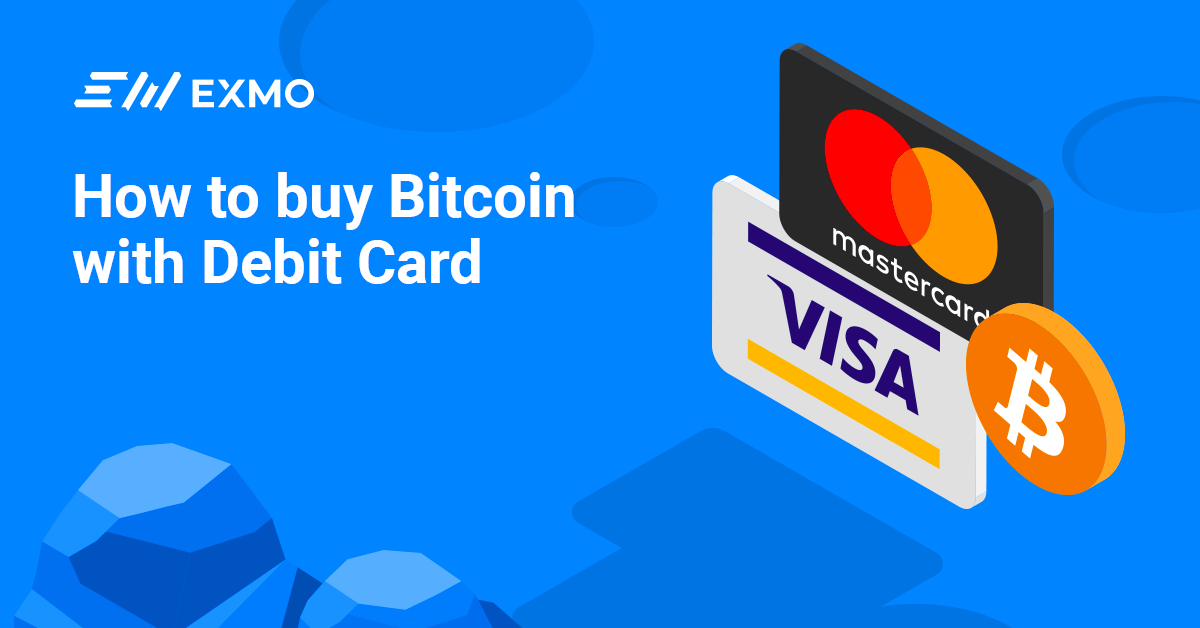can i buy bitcoin with a debt card