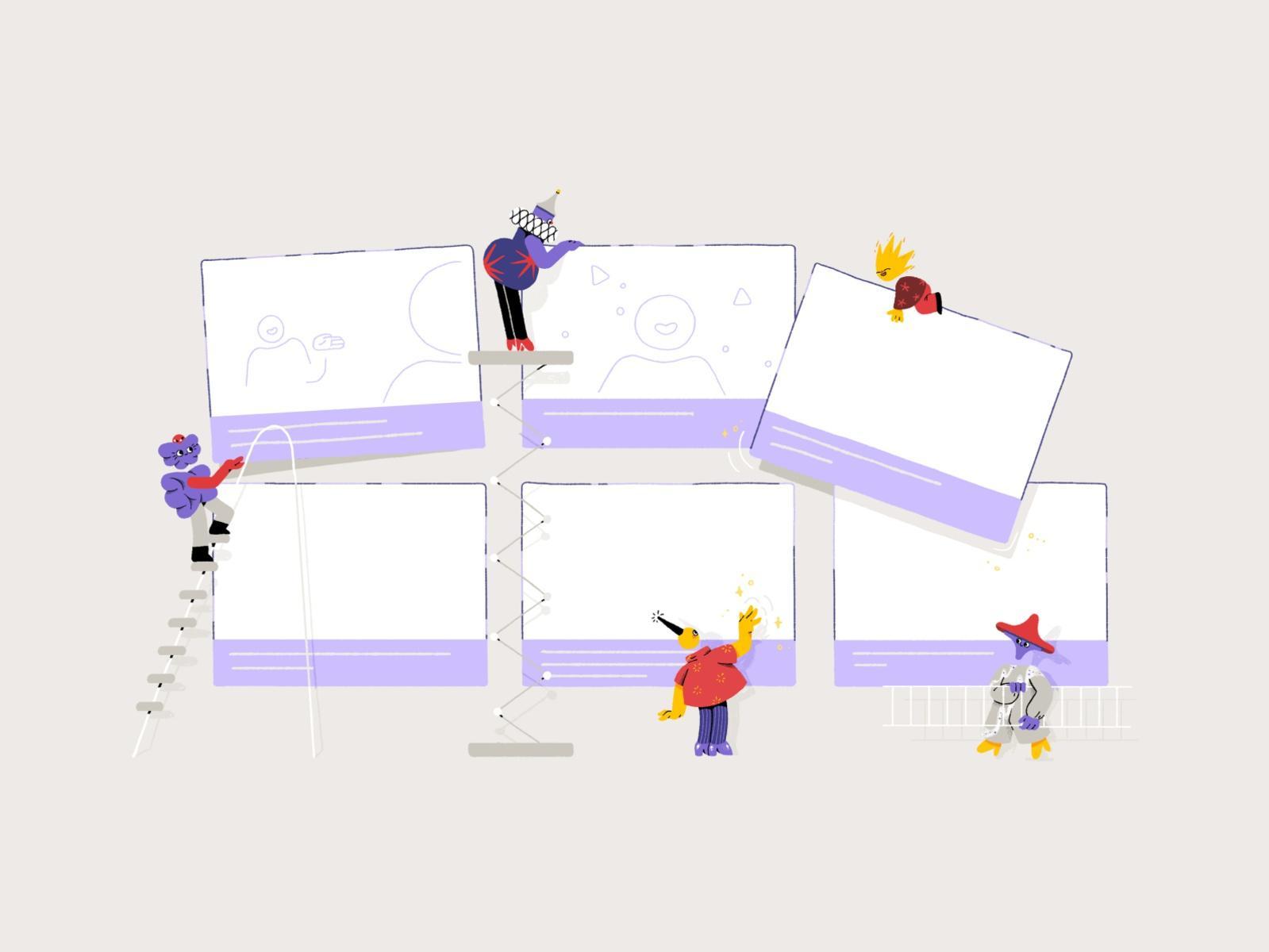 Animation Storyboarding 1