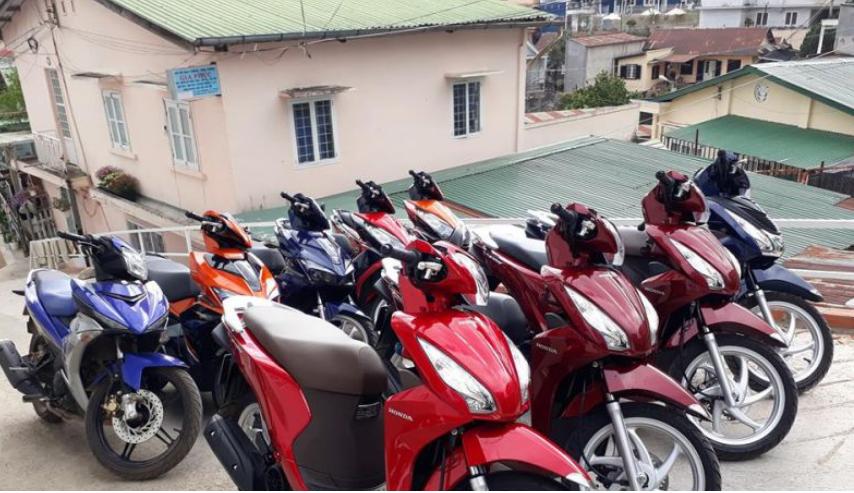 Tìm hiểu về dịch vụ cho thuê xe máy