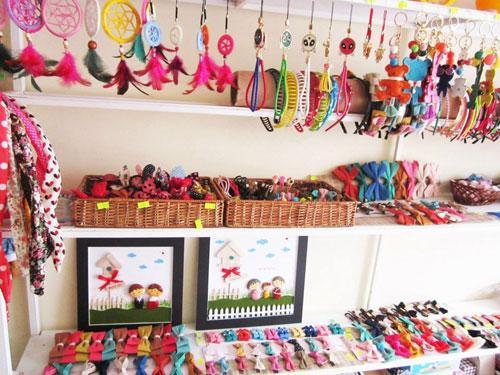Kinh doanh online đồ handmade