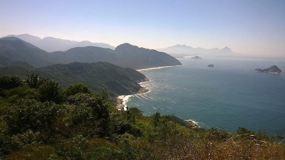 Praia, Litoral, Natureza, Paisagem, Mar, Areia