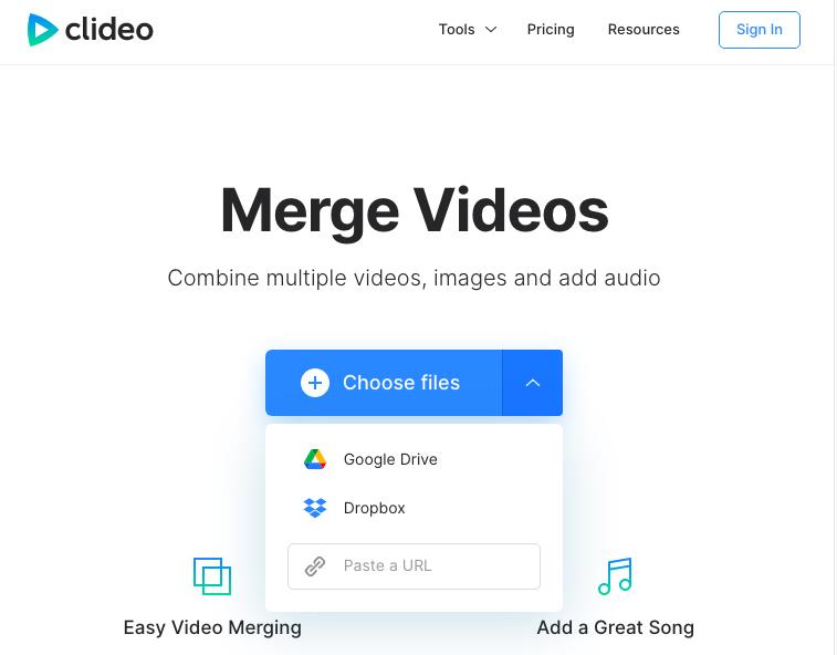 Merge Video