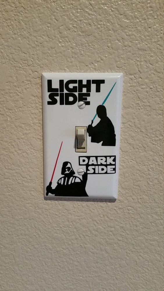 Lado oscuro de Star Wars