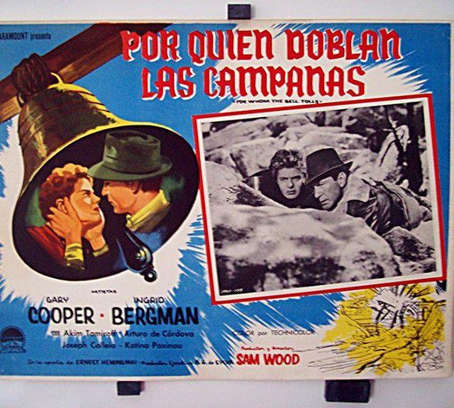 Por quién doblan las campanas (1943, Sam Wood)