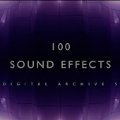 100 Sound Effects Digital Archive 5