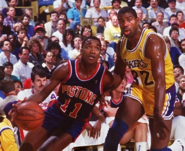 Image result for 1988 nba finals