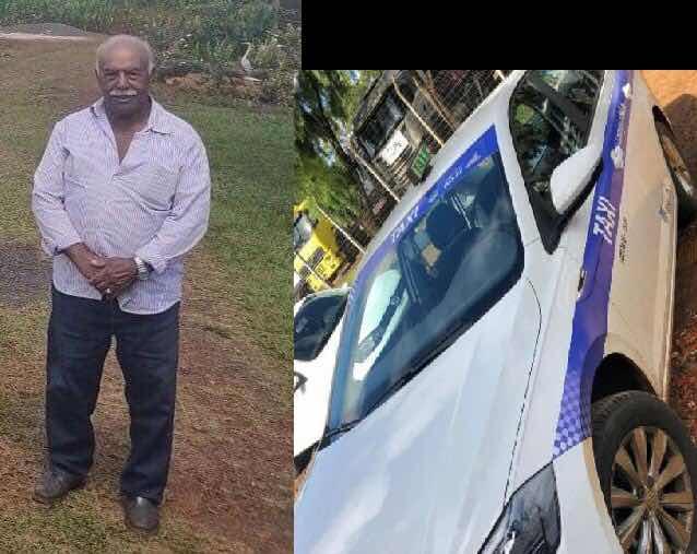 Laranjeiras do Sul: Taxista Jango está desaparecido há quase 24 horas