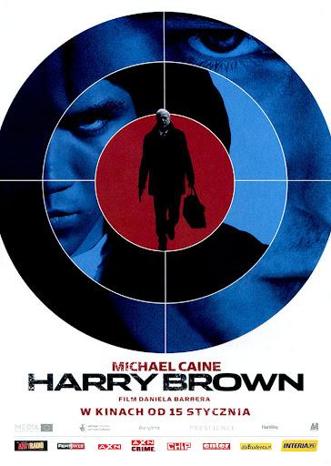 Przód ulotki filmu 'Harry Brown'