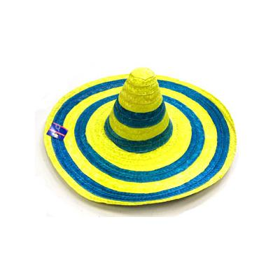 Discount Party Supplies Aussie Green and Yellow Sombrero