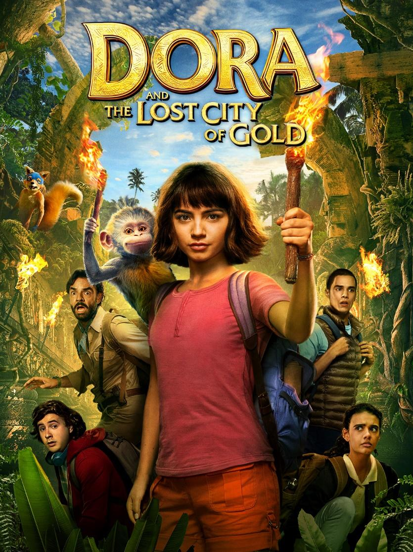 8. Dora and the Lost City of Gold