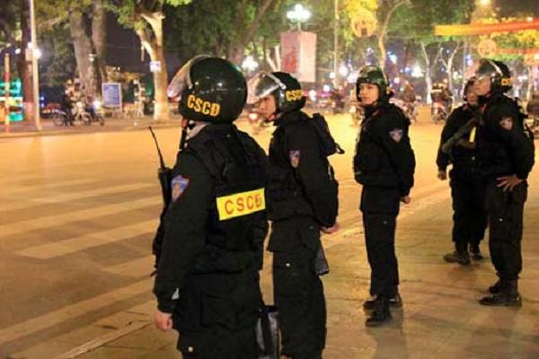 Cảnh sát cơ động có được quyền phạt lái xe không?