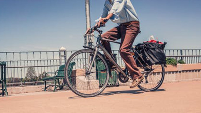 Bike to work day 2020