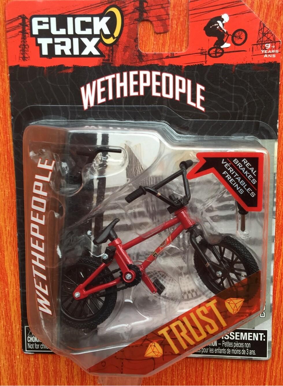 Flick Trix® Finger BMX Bike Toy