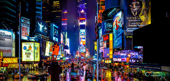 time square new york outbound marketing