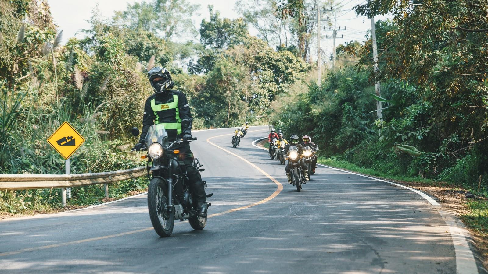 Motorbike tour licensing Vietnam