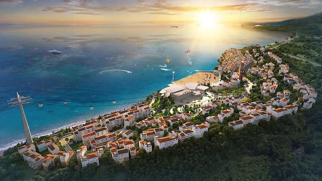 Dự án sun premier village primavera được xây dựng bởi Sun Group