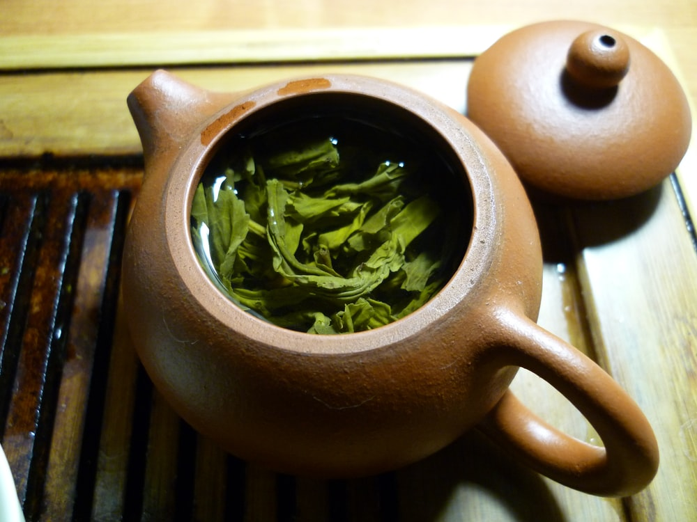 types of chinese tea