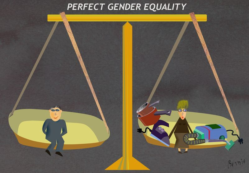 Perfect Gender Equality