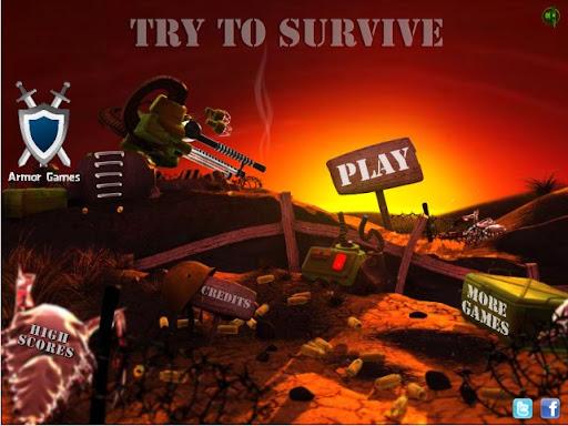 荒漠生存挑戰變態版(Try To Survive - Hacked)