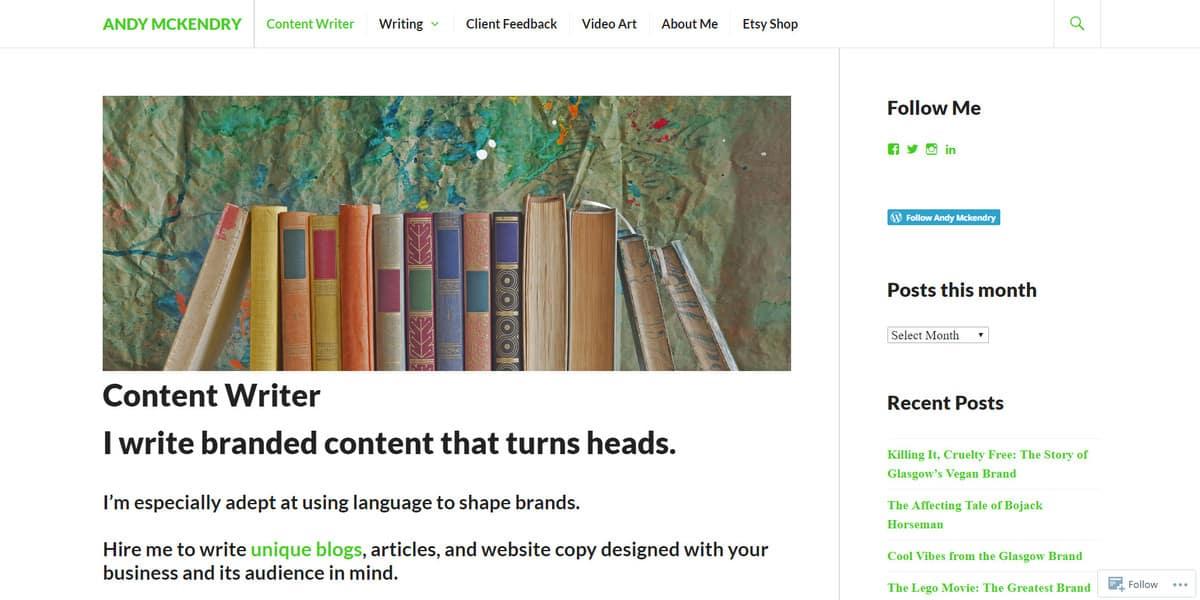 redator freelancer em como ganhar dinheiro com blog