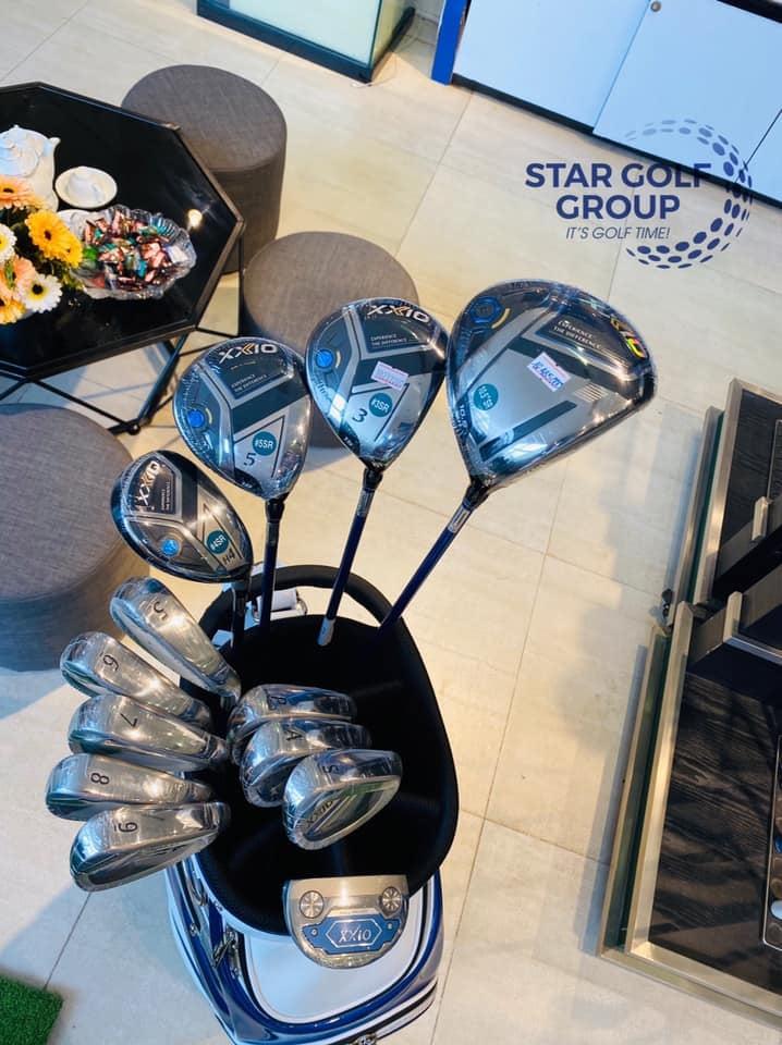 Giá bộ gậy đánh Golf XXIO MP1100 trong khoảng 70-80 triệu đồng