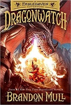 Image result for fablehaven and dragonwatch series