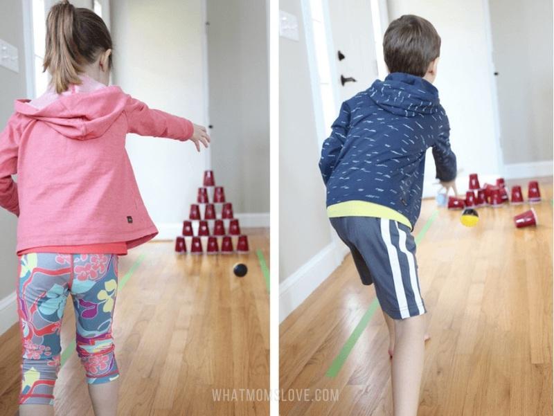 55 енергійних ігор та розваг для дітей вдома (адже карантин – не жарт)