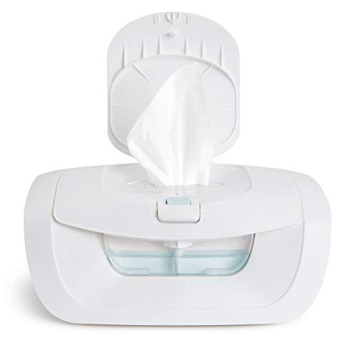 Amazon.com : Munchkin Mist Wipe Warmer, White : Baby