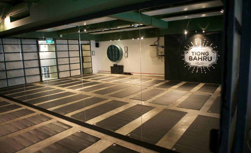 Best Favourite Singapore Boutique Yoga Studios