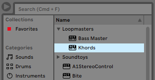 loopmasters bass master presets