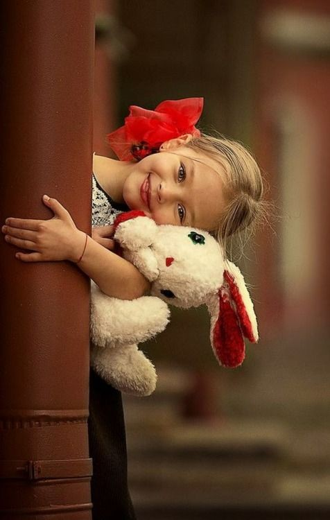 عکاسی از کودک و عروسک